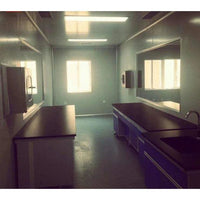 Workshop Dust Free Room /class 100 Modular Clean Room Cleanroom