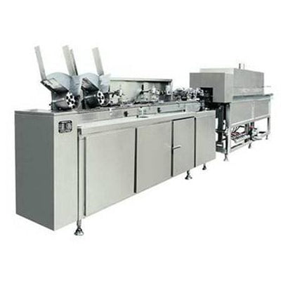 Yzs Series Ampoule High Speed Silk Screen Color Glaze Printing Production Line - Ampoule Campact Line