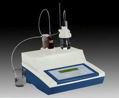 Zdj-4a Automatic Potential Titrator - Electrochemical Instrument
