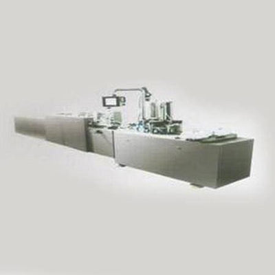 Zs-line Type Automatic Machine for the Production of Suppository - Suppository Machine