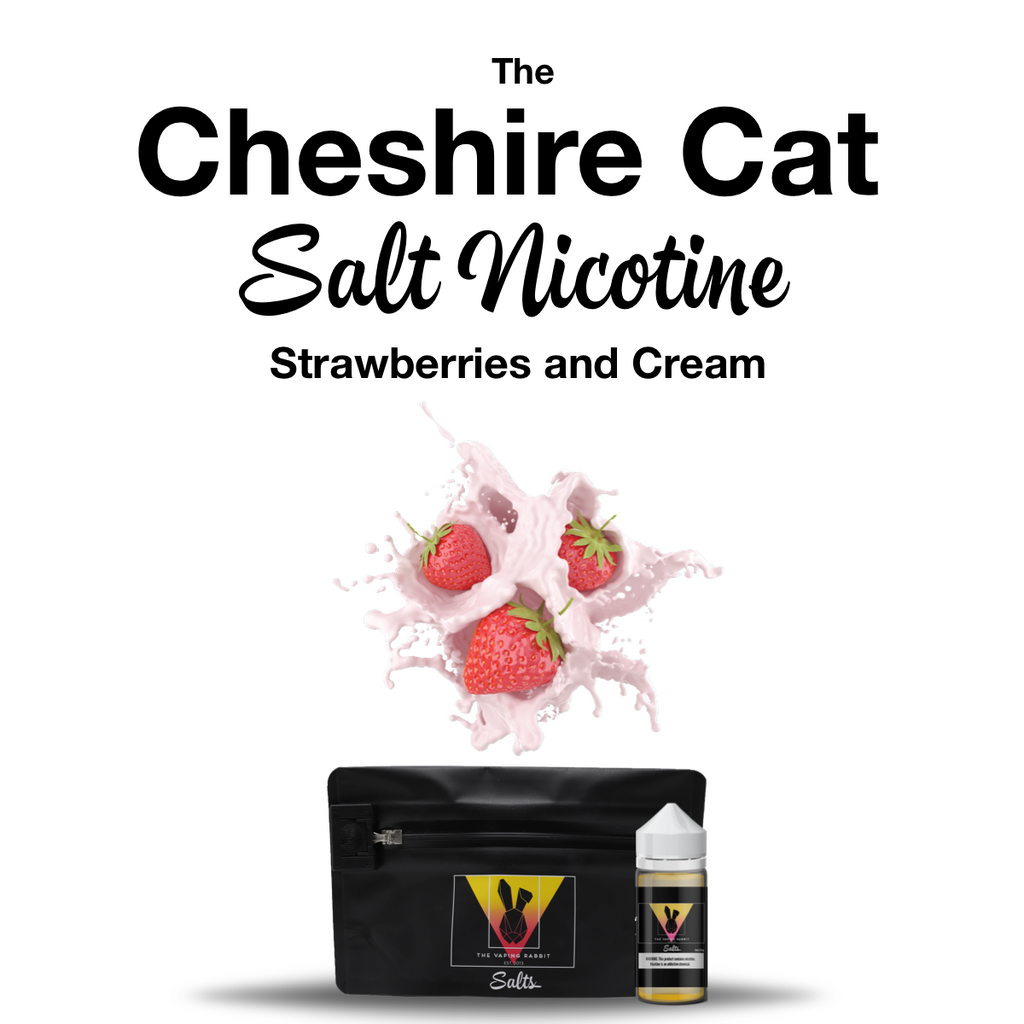 The Cheshire Cat SALTS