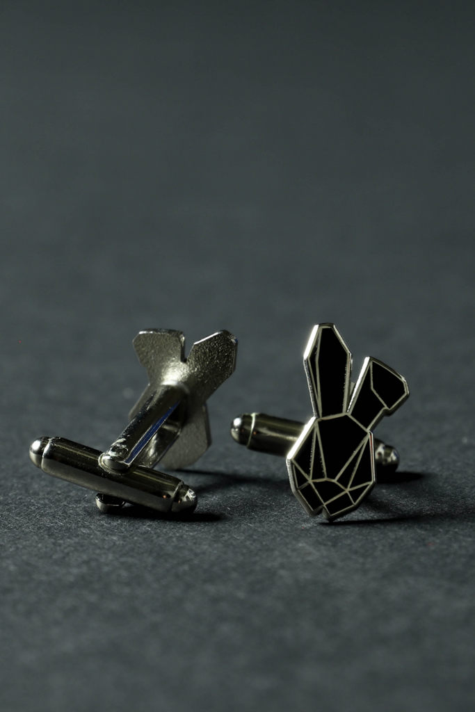 Lucky Rabbit Cufflinks *Reward only*