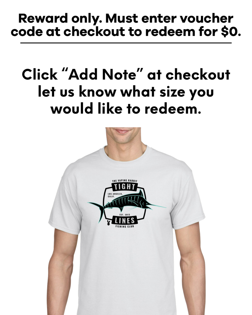 Swordfish Tightlines Tee *Reward Only*