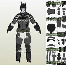Load image into Gallery viewer, batman cosplay template