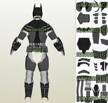 Load image into Gallery viewer, Batman Full Suit Template