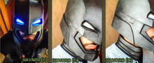 Load image into Gallery viewer, batman cosplay helmet