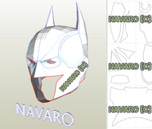 Load image into Gallery viewer, Batman Arkham Origins Mask