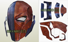Load image into Gallery viewer, DeathStroke eva foam template