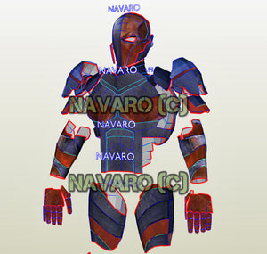 deathstroke printable