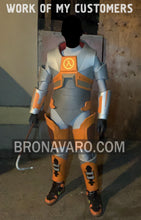 Load image into Gallery viewer, Half Life Foam Armor Pattern