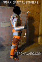 Load image into Gallery viewer, Gordon Freeman Cosplay Template