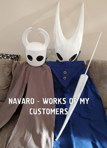 Hollow Knight Cosplay