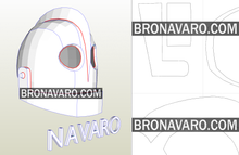 Load image into Gallery viewer, Iron Giant Cosplay Helmet