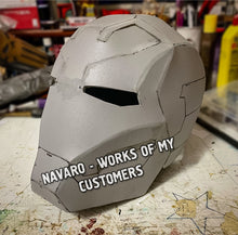 Load image into Gallery viewer, iron man foam helmet