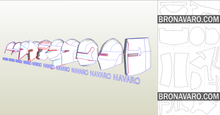 Load image into Gallery viewer, Knight Helmet Eva Foam Template
