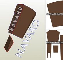 Load image into Gallery viewer, Mandalorian Bracer template