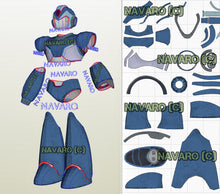 Load image into Gallery viewer, mega man costume how to make