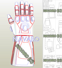 Load image into Gallery viewer, iron man nano gauntlet pdo