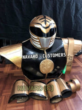 Load image into Gallery viewer, white ranger cosplay template
