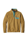Patagonia Men's Cotton Quilt Snap-T Pullover Tapenade