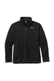 Patagonia Men's Better Sweater 1/4 Zip Black