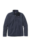 Patagonia Men's Better Sweater 1/4 Zip Classic Navy