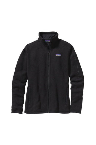 Patagonia Women's Better Sweater Jacket Black