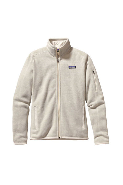 Patagonia Women's Better Sweater Jacket Raw Linen