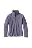 Patagonia Women's Better Sweater 1/4 Zip Lupine