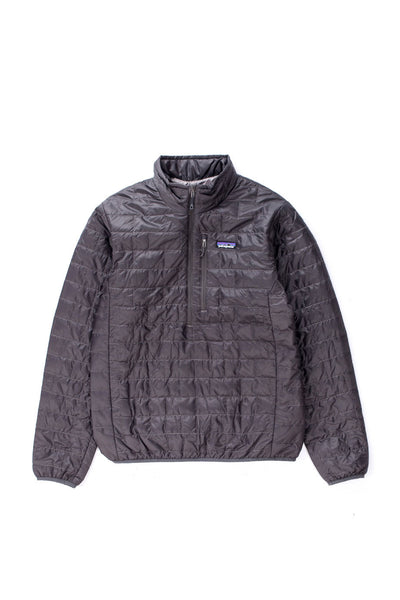 Patagonia Men's Nano Puff Pullover Forge Grey