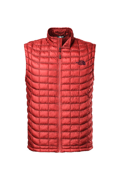 The North Face Men's Thermoball Vest Cardinal Red