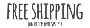 Banner for free shipping