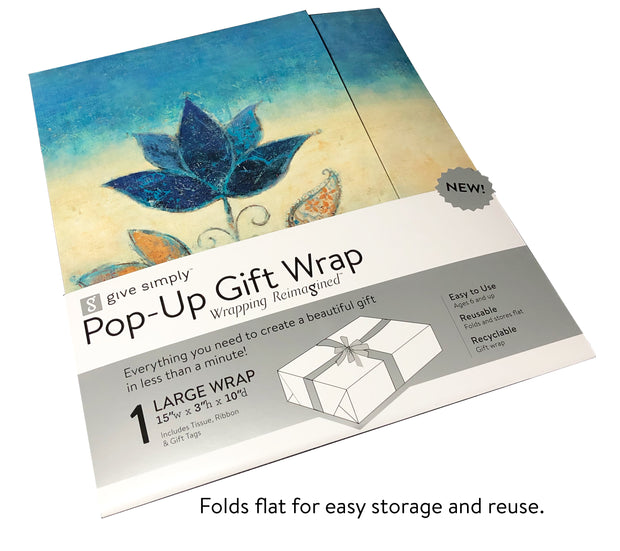 All your Gift Wrap Supplies included.