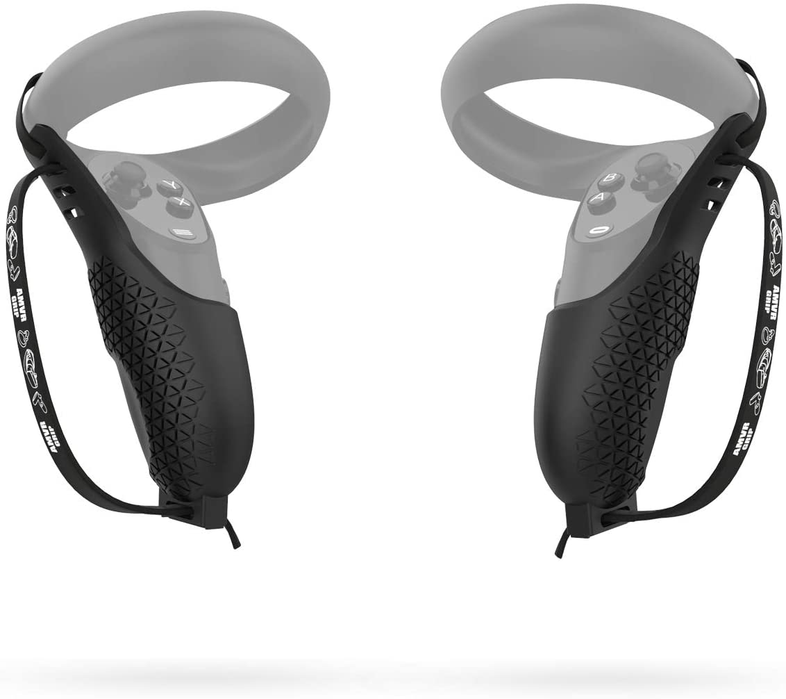 AMVR Grips for Oculus Quest 1 Controllers
