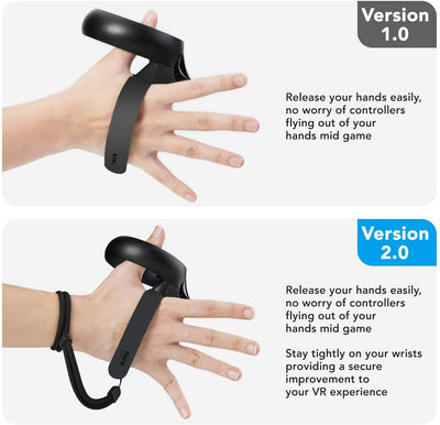 Knuckle Strap for Oculus Touch Controllers (New)