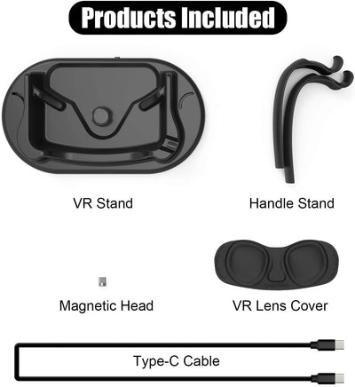 Magnetic Charging Stand for Oculus Quest 1