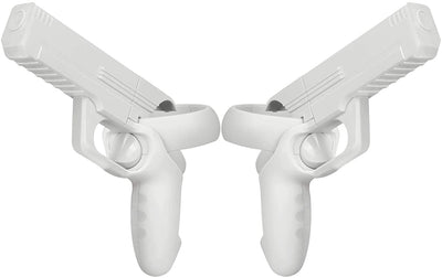 Gun Grips for Quest 2 Controllers