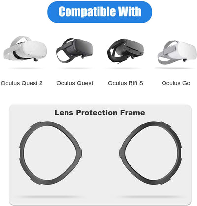 Lens Protection Rings for Eyeglasses
