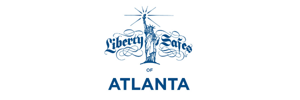 Liberty Safes of Atlanta logo.