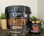 BodyScience - Protein + Pre-Workout Bundle