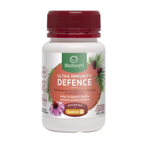 Ultra Immunity Defence (30 Tablets) - Life Stream