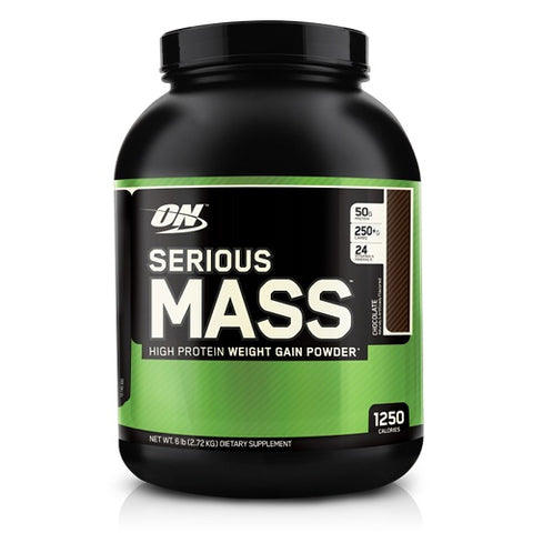 Serious Mass Protein - 2.72kg - ON