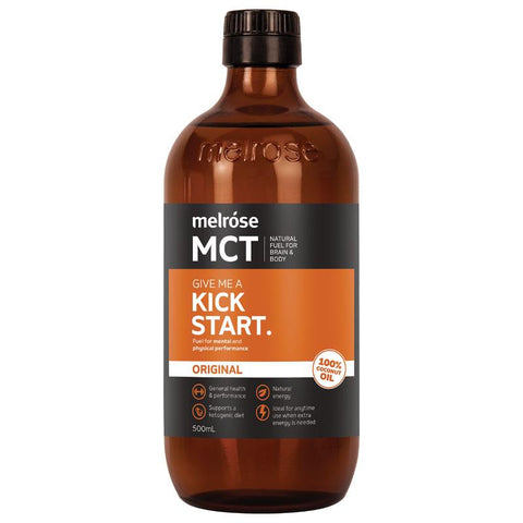 MCT Oil - 500ml Melrose