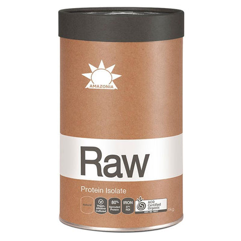 Raw Protein Isolate - 1kg