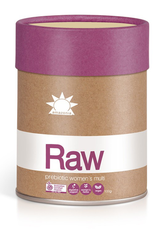Raw Prebiotic Women's Multi - 100g