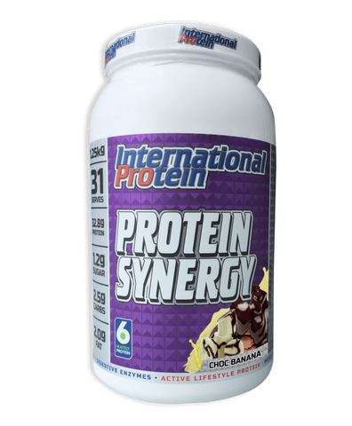 Synergy 5 - 907g International Protein