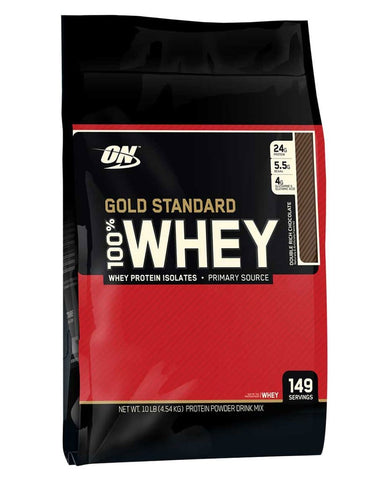 100% Whey Gold Standard - 4.55kg- ON