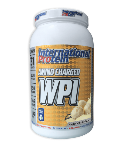 Amino Charged WPI Protein - 1.25kg