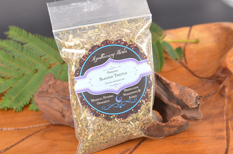 Blessed Thistle Organic Dried Herb