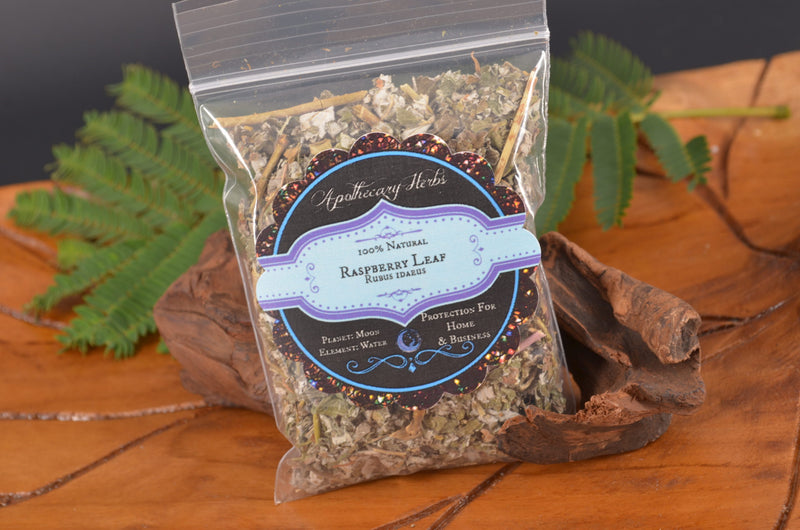 Raspberry Leaf Organic Dried Herb